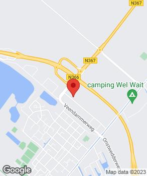 Locatie Autoservice Dik op kaart