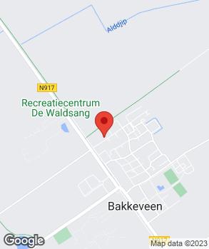 Locatie Autohandel Paulusma op kaart