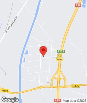 Locatie Auto Techniek Riksten op kaart