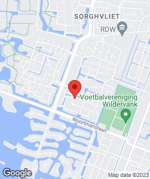 Locatie Autobedrijf Westerkamp op kaart