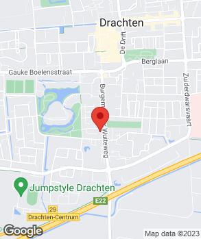 Locatie ABD Inruilauto.nl op kaart