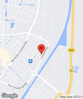 Locatie V.O.F. Autohandel Yilmaz op kaart