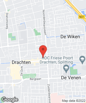 Locatie Autobedrijf Schaap op kaart