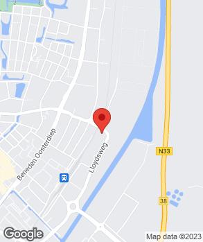 Locatie Van Maaren Auto's op kaart