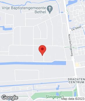 Locatie Ben's Doe-Het-Zelf Garage op kaart
