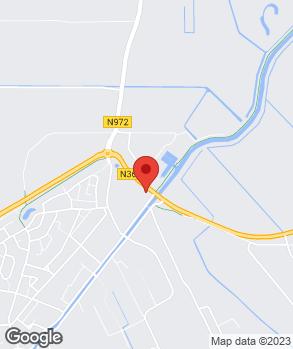 Locatie Messchendorp Automobielen op kaart