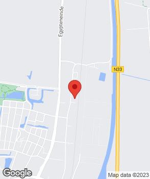 Locatie APK Centrum Veendam op kaart