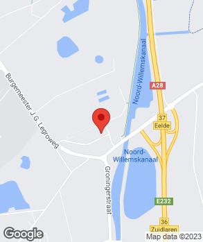 Locatie Van Abel van Keulen B.V. op kaart