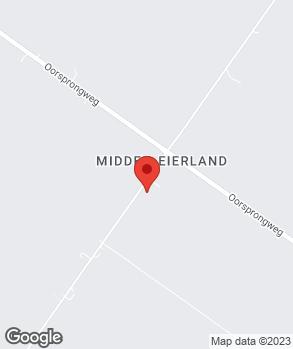 Locatie Handelsonderneming M. VD Woude op kaart