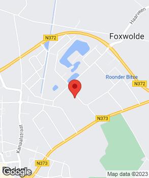 Locatie Profile Car & Tyreservice Roden op kaart