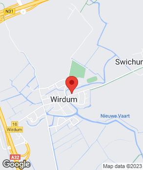 Locatie Autobedrijf van der Werff op kaart
