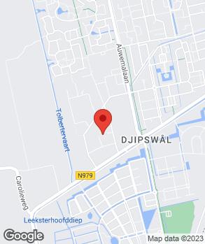 Locatie Autoservice Leek op kaart