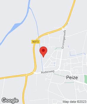 Locatie Automobielbedrijf De Westerd B.V. op kaart