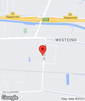 Locatie Ford Boerhof Sappemeer | Smidts Autogroep op kaart