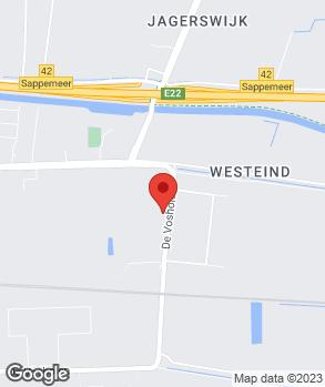 Locatie Century Autogroep Sappemeer op kaart