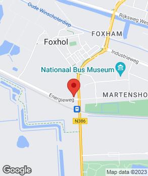 Locatie Bakker Autoservice op kaart