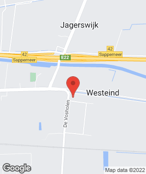 Locatie Harmeier Sappemeer B.V. op kaart