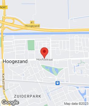 Locatie Autobedrijf Bischoff C.V. op kaart