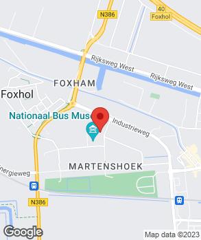 Locatie Garage Ter Veen Snelservice op kaart
