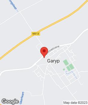 Locatie Automobielbedrijf Garijp op kaart