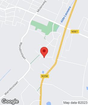 Locatie Huberts Autoservice op kaart