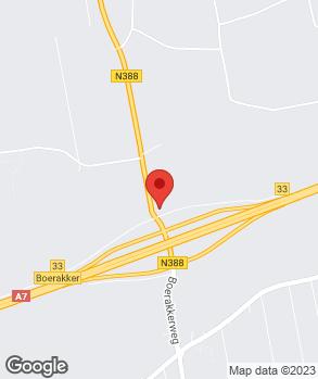 Locatie Veenhuizen Bedrijfsauto's B.V. op kaart