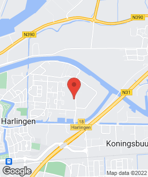 Locatie Automobielbedrijf Kroone op kaart