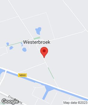 Locatie L. De Vries op kaart