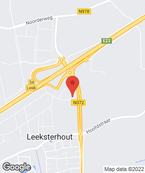 Locatie Autobedrijf F. Hummel Leek B.V. op kaart