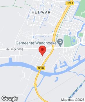 Locatie Autobedrijf F. Althof op kaart