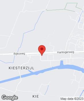 Locatie Autobedrijf Haitsma op kaart