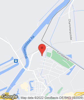 Locatie E.J.P. Meijer op kaart