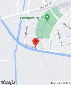Locatie Autobedrijf Panjer op kaart