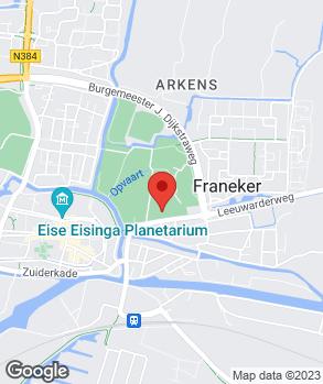 Locatie Autoland Van den Brug B.V. op kaart