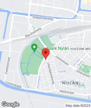 Locatie Autoservice Nijlan op kaart