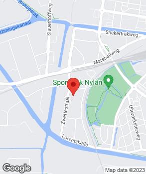 Locatie Autobedrijf Jaap Hoekstra   Bosch Car Service Leeuwarden op kaart