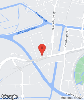 Locatie Autobedrijf Eugen Tiesma op kaart