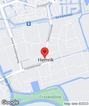Locatie Engelsma en Wijnia Autolet op kaart