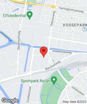 Locatie Autobedrijf Arsyl op kaart