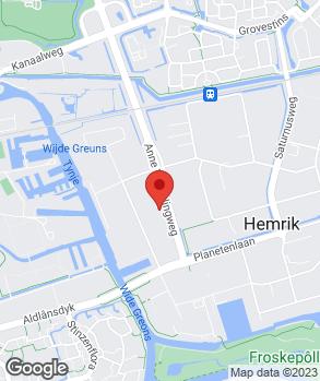 Locatie Autoservice Markar op kaart