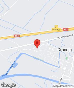 Locatie Frans Bleeker op kaart