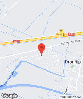 Locatie Autobedrijf Edelman op kaart