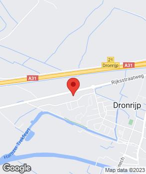 Locatie Autobedrijf Strikwerda-Dronrijp op kaart