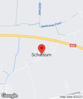 Locatie De Roy Autobedrijf op kaart