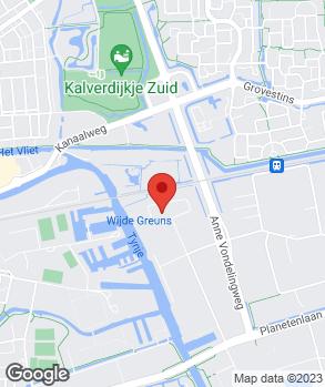 Locatie Edmo Cars op kaart