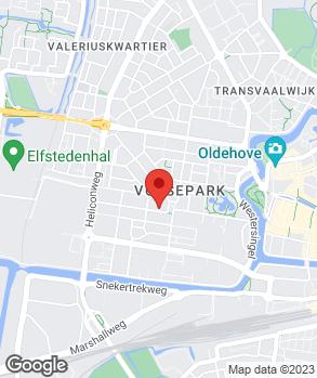 Locatie Dijkstra's Automobielbedrijf   Vakgarage Dijkstra op kaart