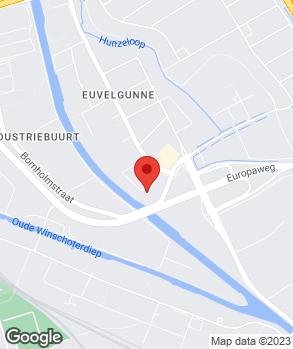 Locatie Century Autogroep op kaart