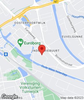Locatie Autoverkoop Nico van Gelder op kaart
