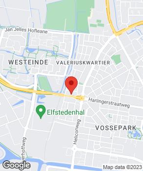 Locatie Autobedrijf Van Schaik B.V. op kaart