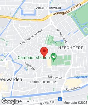 Locatie Garage Autowasserette Fokkinga V.O.F. op kaart